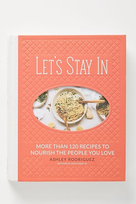 Let's Stay In Cookbook