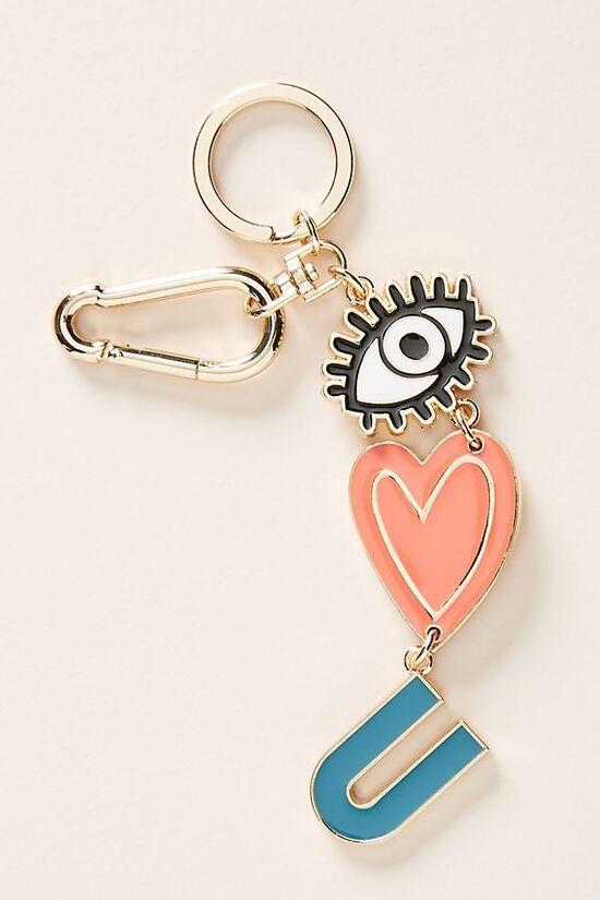 Eye Love You Keychain