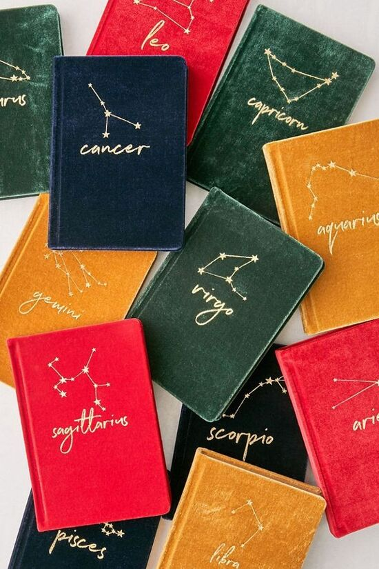 Velvet Zodiac Journal