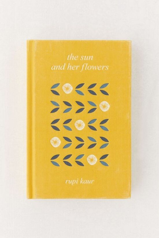 The Sun and Her Flowers Gift Edition By Rupi Kaur