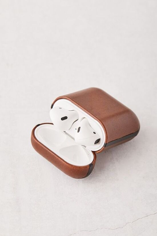 Nomad AirPods Leather Case