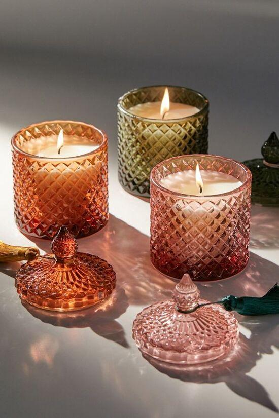 Chloe Glass Candle