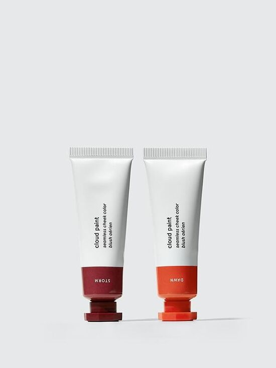 Gel-Cream Blush Duo: Cloud Paint Duo | Glossier