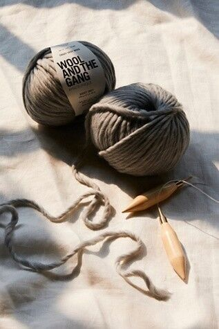 Wool And The Gang Triple Threat Scarf Kit