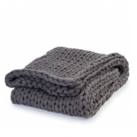 Weighted Knit Blanket