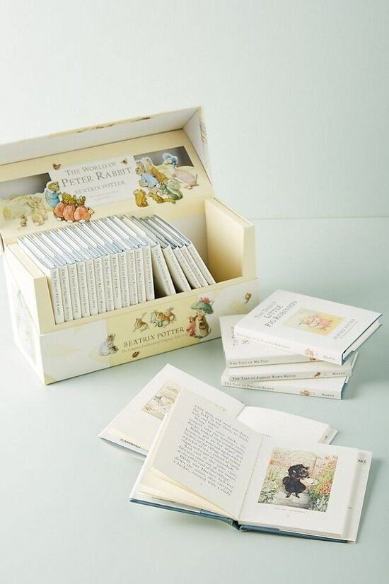 The Original Peter Rabbit Book Gift Set