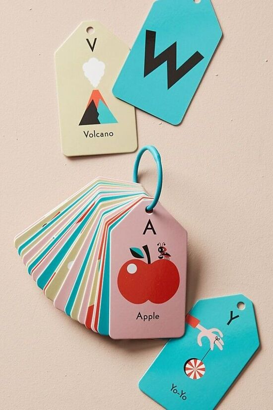 First Vocabulary Stroller Cards