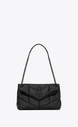YSL loulou puffer small bag
