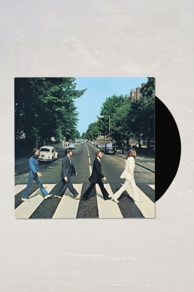 The Beatles - Abbey Road Anniversary LP