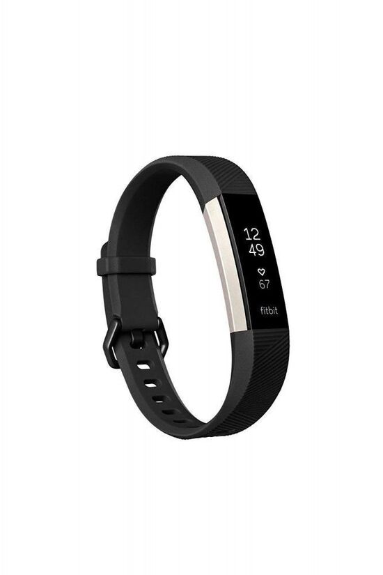 Fitbit Alta HR, Black, Small (US Version)