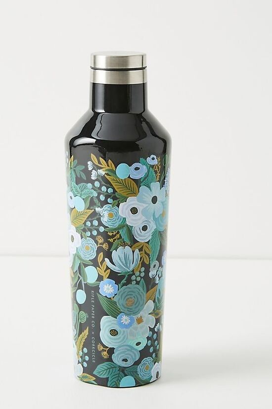 Rifle Paper Co. x Corkcicle Garden Party Water Bottle