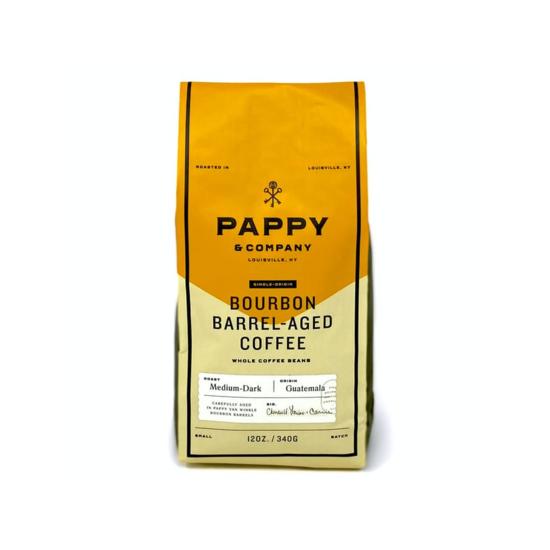 Bourbon Barrel-Aged Coffee
