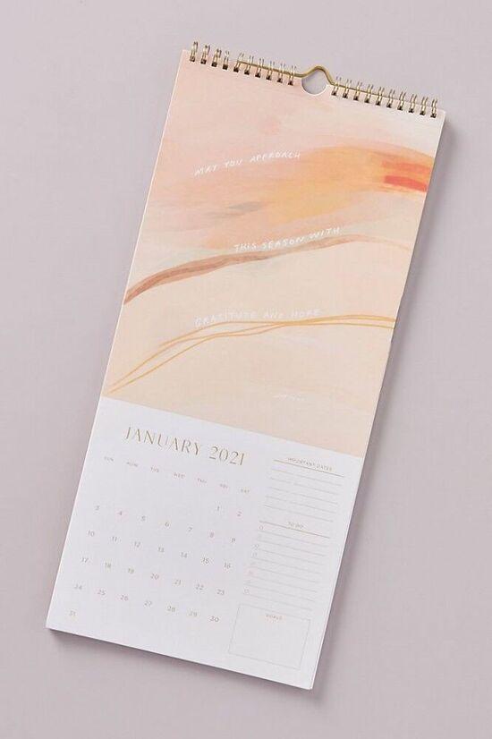 Morgan Harper Nichols 2021 Wall Calendar