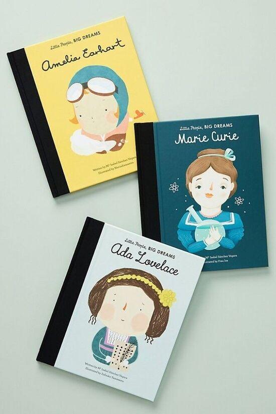 Women in Science Book Gift Set