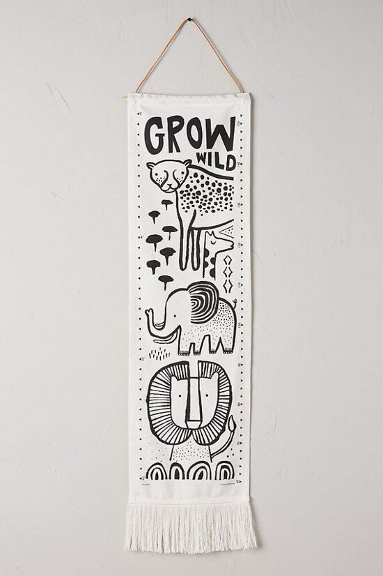 Little One Growth Chart