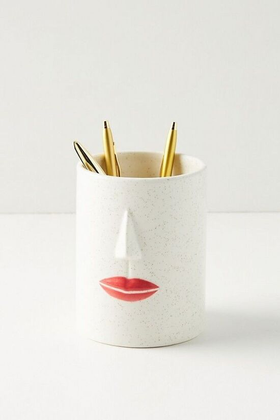 Lip Rouge Pencil Cup
