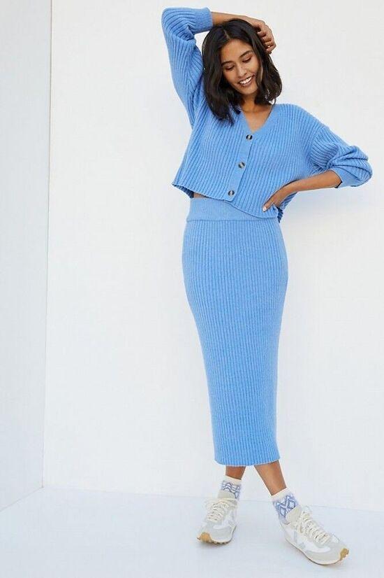 Niza Knit Skirt Set