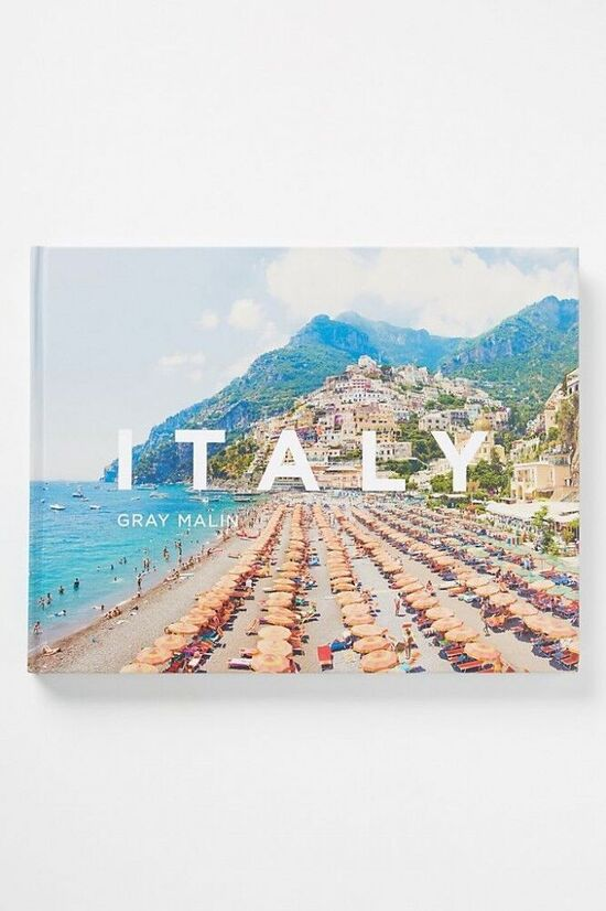 Italy Coffee Table Book