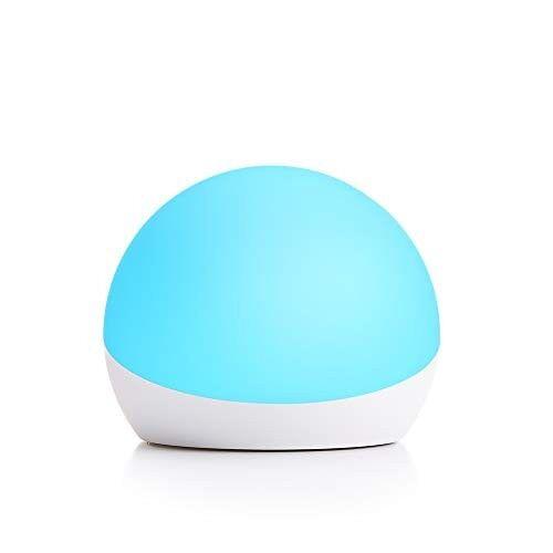 Echo Glow Multicolor Kids Smart Lamp (Requires an Echo device)
