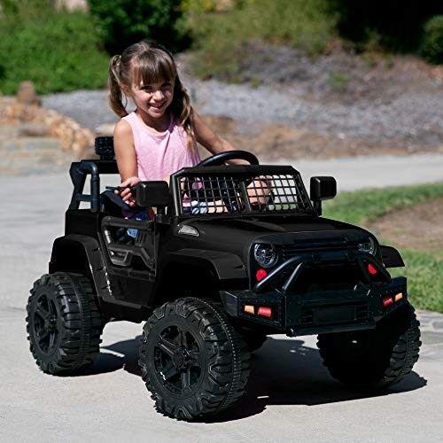 Kids Jeep w/Parental Remote Control