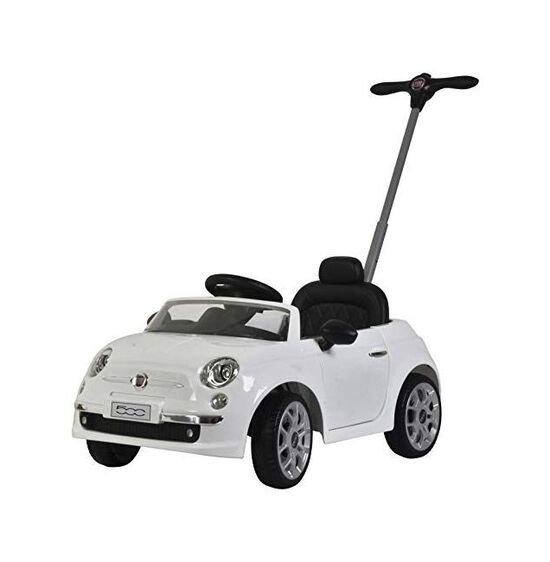 Fiat Push car White