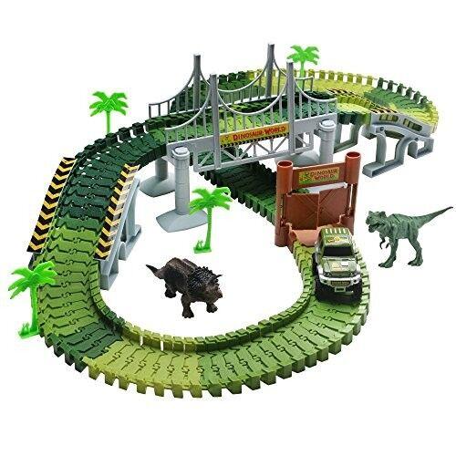 Dinosaur Race Track