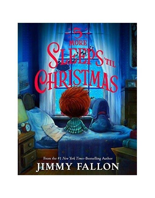 5 More Sleeps 'til Christmas – Jimmy Fallon