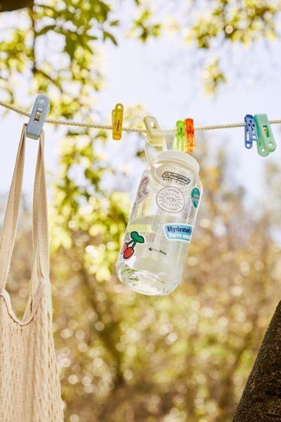 Nalgene Water Bottle w/Sticker Set