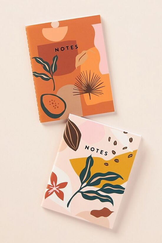 Muse Pocket Notebooks, Set of 2
