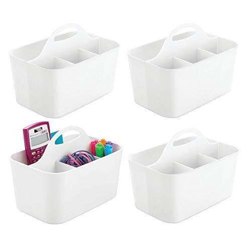 AMAZON mDesign Small Office Storage Organizer (Set of 4)