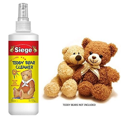 AMAZON Siege Teddy Bear Cleaner Plush Toy Stain Remover