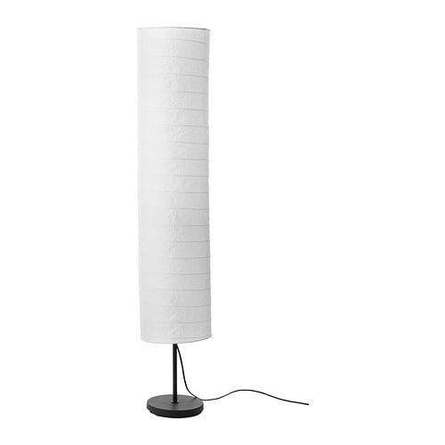 IKEA HOLMÖ Floor lamp with LED bulb