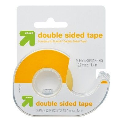 TARGET Double-Sided Tape (Compare to Scotch® Double Sided Tape) - Up&Up™