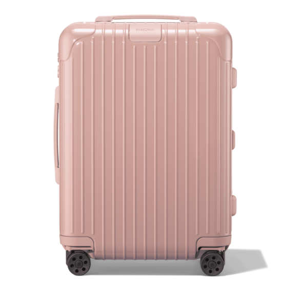 Essential Cabin Lightweight Carry-On Suitcase | Desert Rose Pink | RIMOWA