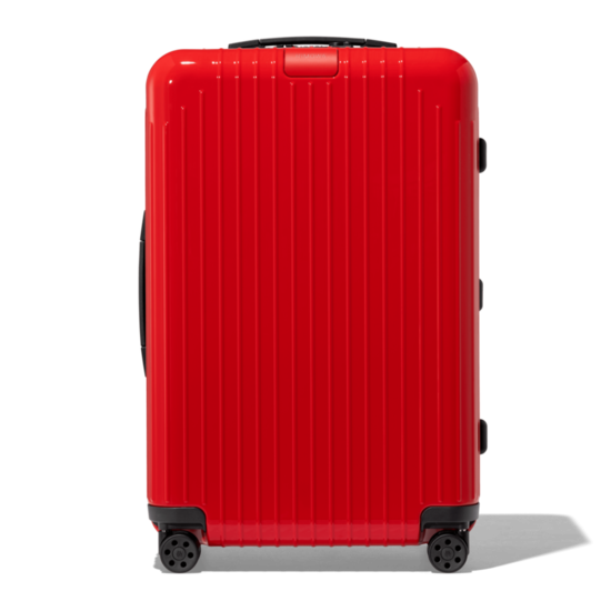 Essential Lite Check-In Lightweight Suitcase | Red | RIMOWA