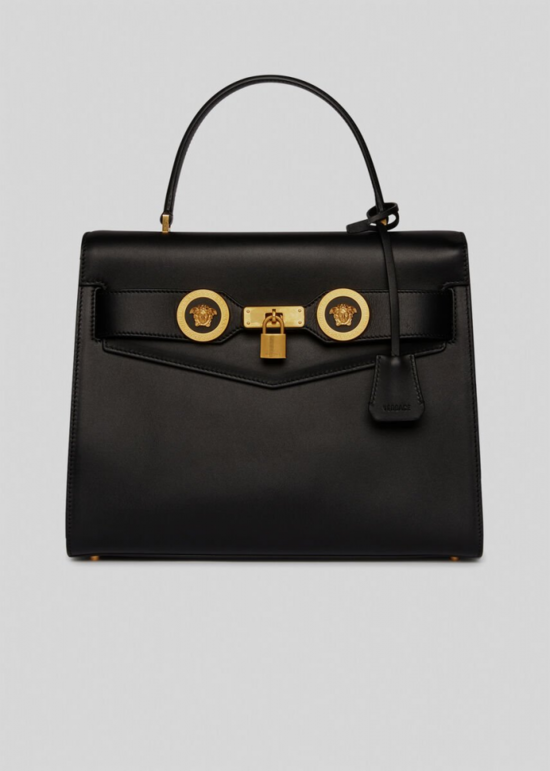 Versace Large Icon Handbag for Women | US Online Store