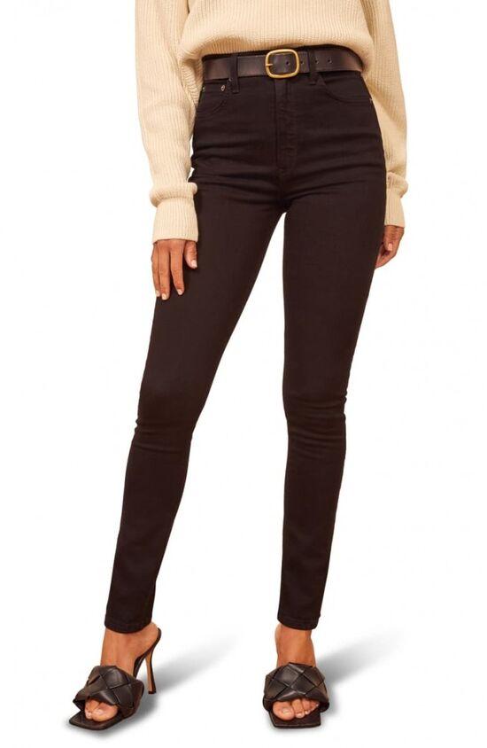 Reformation Ultra High Skinny Jeans | Nordstrom