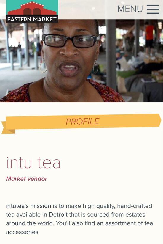 Intu Tea Blends