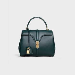 Celine 16 Small Satinated Amazone