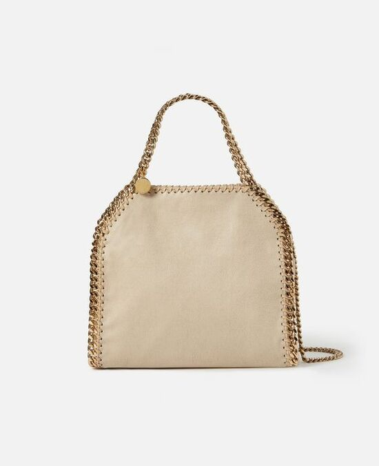 Stella McCartney Gold / Tan Purse