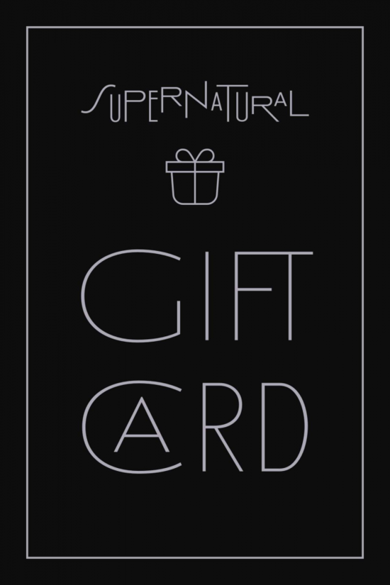 Lingerie Giftcard