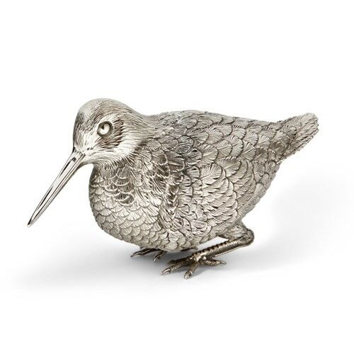 Sterling Silver Woodcock