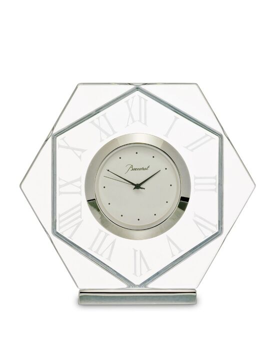 Baccarat Abysse Clock, Large