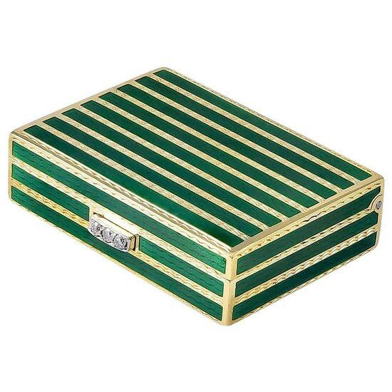 Cartier Pillbox