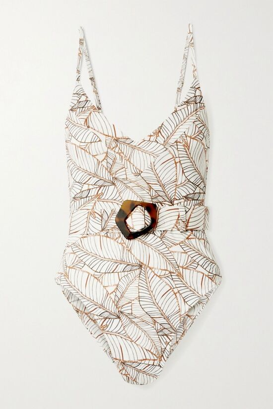 Myra Printed Swimsuit