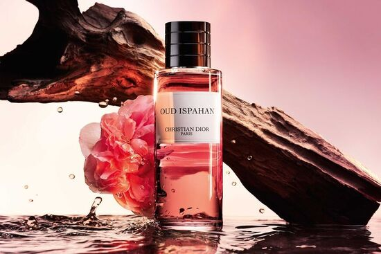 Oud Ispahan fragrance: oriental fragrance with a floral signature | DIOR