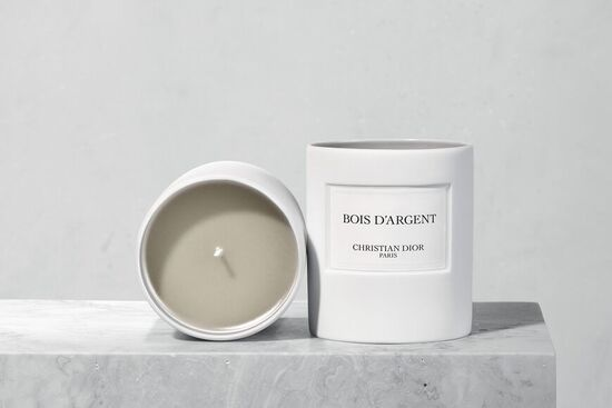 Bois D'argent Candle - Maison Christian Dior Perfumes - Fragrance | DIOR