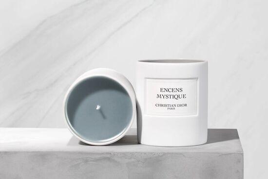 Encens Mystique Candle - Maison Christian Dior Perfumes - Fragrance | DIOR