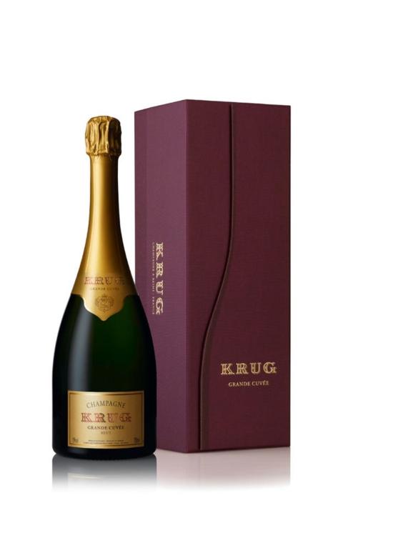 Krug Grande Cuvée Champagne, 75cl