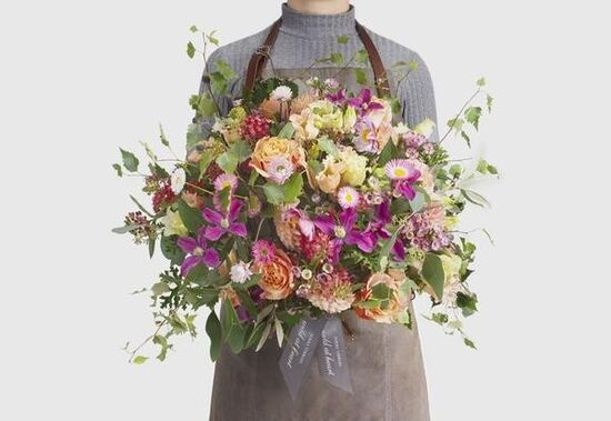 Summer Country Life Bouquet